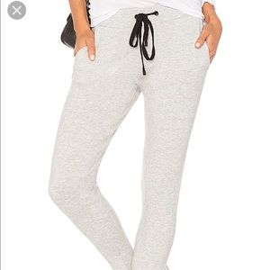 N: philanthropy sweatpants